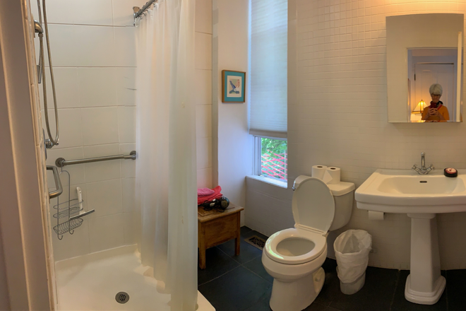Bathroom - Downtown Amherst -- Furnished, 3Room, 1Bed/1Bath, all inclusive Rental
