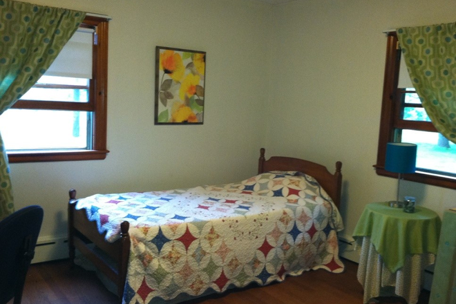 Bedroom - 3 bedroom family house close to campus and PVTA bus stop Rental