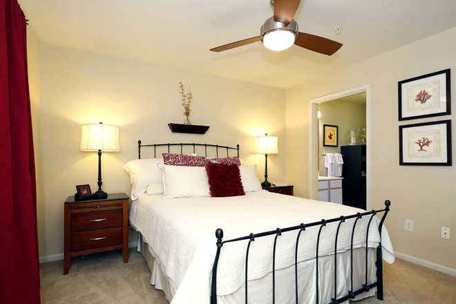 Bedroom - Sabal Palms Apartment Homes