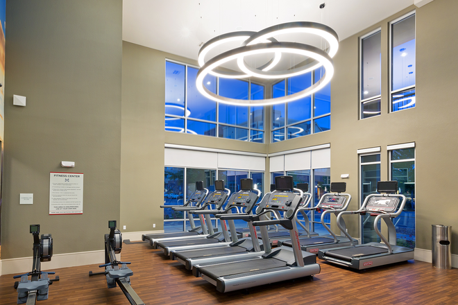 Fitness center - 21 Fitzsimons Apartments